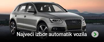 Prodaja novih i polovnih vozila