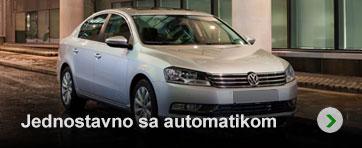 rent a car automatik